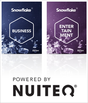 SNOWFLAKE SUITE EDITIONS