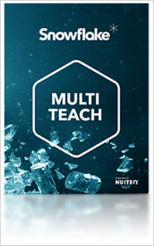 SNOWFLAKE  MULTI TEACH